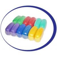 Мыльницы, футляры для зубных щеток,совок пластиковый