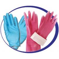 Перчатки латексные (резиновые) купить оптом