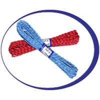 Веревки, шнуры плетеные