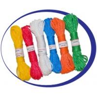 Веревка бельевая, шнуры бытовые, тросы