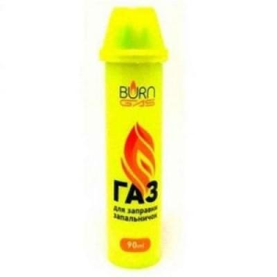 Газ для зажигалок в баллончиках  Premet Польша 90 гр.