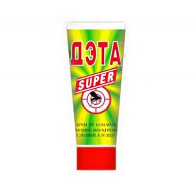 Крем от кровососущих насекомых Super ДЄТА (50 мл)
