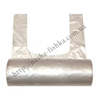 Пакеты п/э майка 22х45 в рулоне (7 мкм) 200 шт.