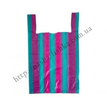 Пакеты багажные Полоса №1 20 кг. (30 х 50 см)