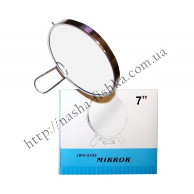 Зеркала косметические на подставке №7