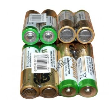 Батарейки GP LR6 щелочные АА (пальчик)
