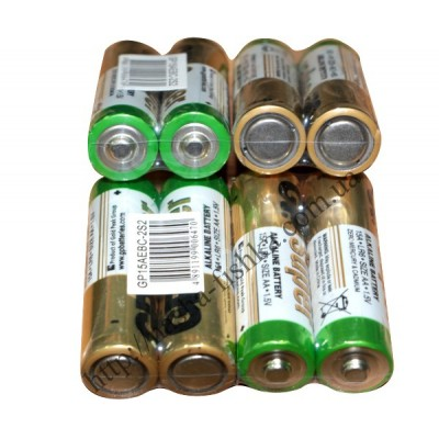 Батарейки GP LR6 тип АА (пальчик)