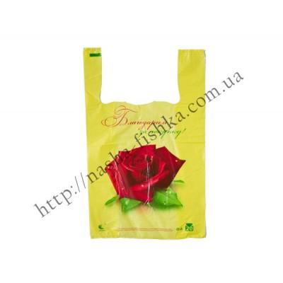 Пакеты багажные Роза (30cм х 50см)