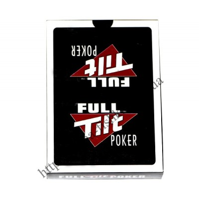 Карты пластиковые для покера №2 (в колоде 54 шт.)
