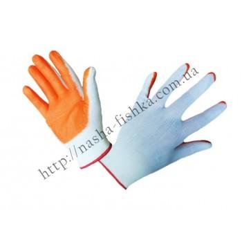 Перчатки Стрейч с тонким нитриловым покрытием