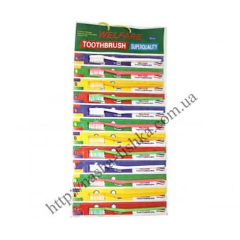 Зубные щетки Burkindi на листе