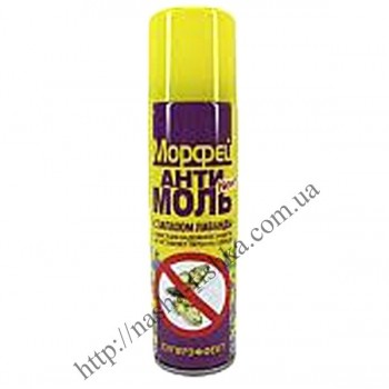 Антимоль Морфей с запахом лаванды (150 мл)
