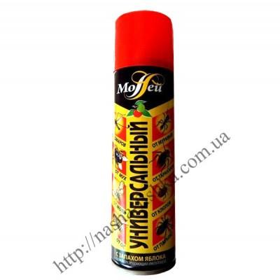 Инсектицид (дихлофос) Морфей с запахом яблока (250 мл)