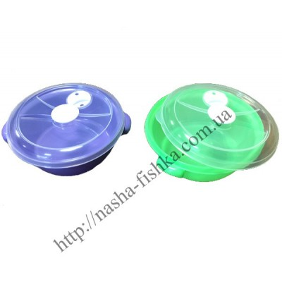 Емкость для микроволновки (0,9 л.)