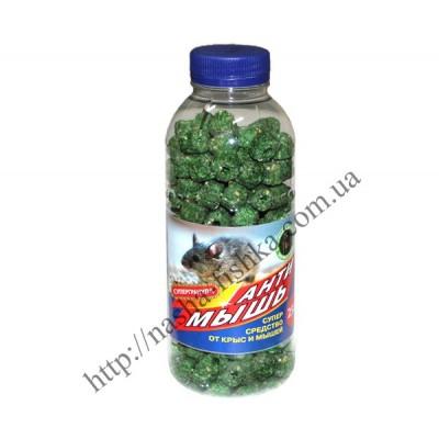 Супергарнула Анти Мышь (250 гр.) средство от грызунов