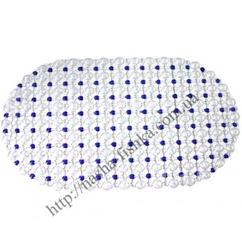 Силиконовый коврик для ванной №64 (67 х 37 см)