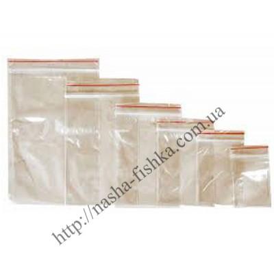 Пакеты полиэтиленовые с замком ZIP-LOCK 200х200 (100 шт.)
