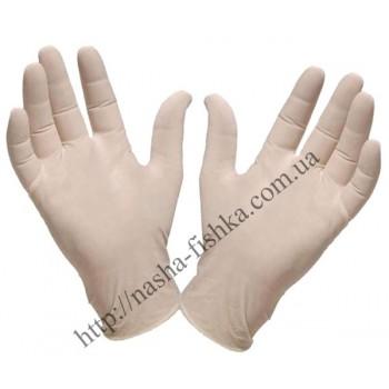 Перчатки латексные опудренные в коробке (50 пар)