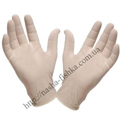 Перчатки латексные в коробке (50 пар)