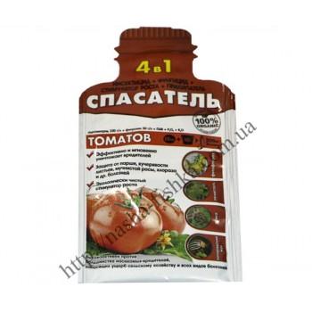 Спасатель томатов 4 в 1, 100% organic, 10 ml