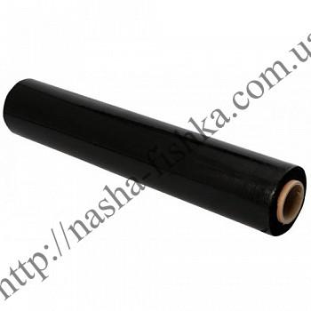 Стрейч-пленка 200м (17 мкм) черная