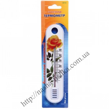 Термометр комнатный Роза